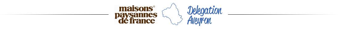 logo maisons paysannes de france delegation aveyron